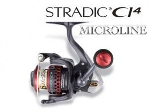 SHIMANO STRADIC CI4 MICROLINE SPINNING REEL STCI41000FML